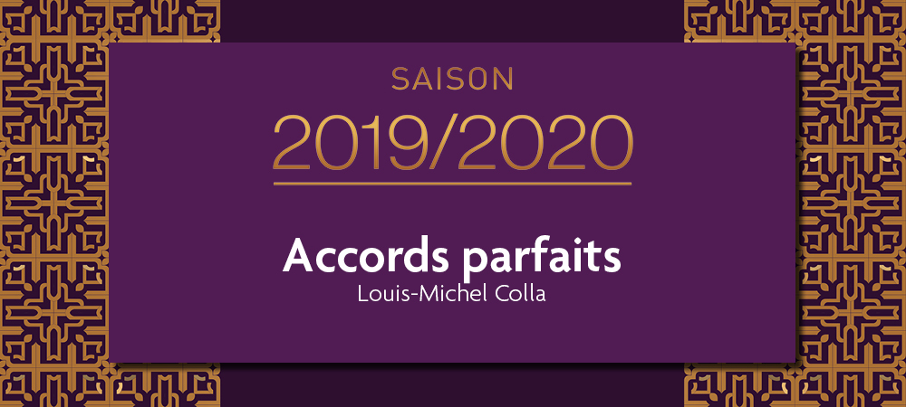 TRG - Saison 2019-2020 - Accords parfaits